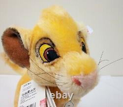 355363 Simba Disney Lion King Mohair, Limited Edition, Boxed 24 cm by Steiff