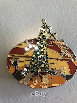 DISNEY Fantasy Pin The Lion King Jumbo Light Up 3 LE 50