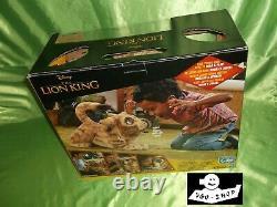 DISNEY KÖNIG DER LÖWEN SIMBA lion king Furreal Friends groß 40 cm Hasbro Löwe