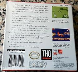 DISNEY THE LION KING BRAND NEW MEGA RARE NINTENDO GAMEBOY 1989 Made in Japan $$