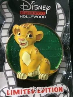DSSH Lion King Simba Cursive Cutie Pin Surprise Release Limited Edition 150 RARE