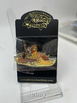 Disney Auctions The Lion King New Classics LE 100 Pin Simba Nala Mufasa Scar