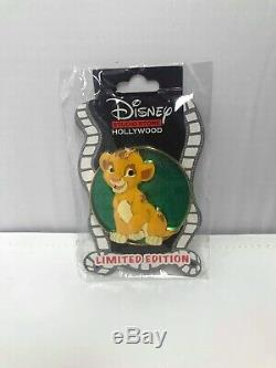 Disney Baby Simba Cursive Cutie Surprise LE 150 Pin DSF DSSH Lion King