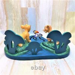 Disney Classics Lion King Figure Simba Nala Zazu Set Free Shipping RARE Used F/S