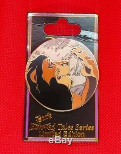 Disney DSSH Beloved Dark Tales Lion King Scar Mouse Pin Le 300