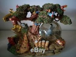 Disney Jungle Book/Lion King Snowglobe