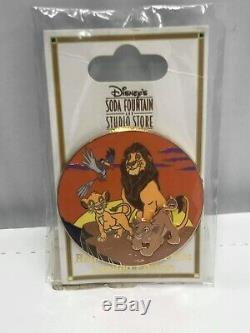 Disney Lion King LE 300 Beloved Tales Pin DSF DSSH Simba Nala Mufasa Zazu