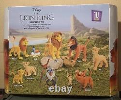 Disney Lion King LNN08000 The Lion King Deluxe Figure Set