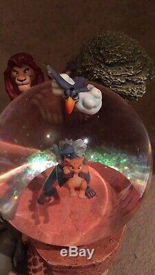 Disney Lion King Snow Globe