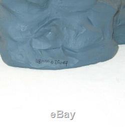 Disney Ltd Ed LION KING MAQUETTE Sculpture SCAR NO Box Or COA