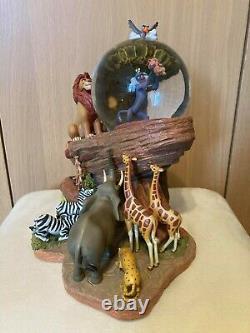 Disney Musical Lion King Circle of Life Globe
