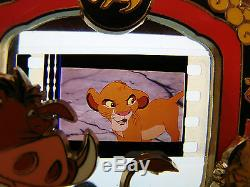 Disney Parks PODM LION KING LE 2000 A PIECE Of MOVIES Pin SIMBA NEW