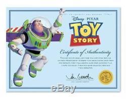 Disney Pixar Thinkway Toy Story Signature Collection BUZZ LIGHTYEAR ORIGINAL