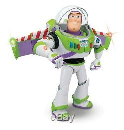 Disney Pixar Toy Story Signature Collection Buzz Lightyear Deluxe Movie Replica