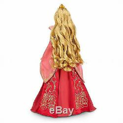 Disney Princess Limited Edition Collector Sleeping Beauty Aurora Doll 17 Pink
