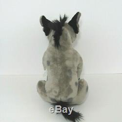 Disney Store Hyena Ed The Lion King Plush Stuffed Animal Toy Rare with Tag