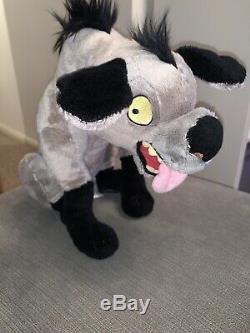 Disney Store Lion King Ed Hyena Plush Stamped
