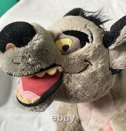 Disney Store Plush BANZAI Hyena The Lion King 15 Stamped Rare