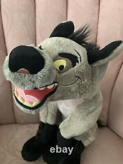 Disney Store Plush The Lion King Hyenas 15 ED BANZAI SHENZI
