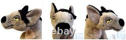 Disney Store Shenzi Hyena STAMPED Stuffed Plush The Lion King RARE 14