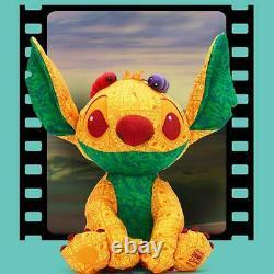 Disney Store Stitch Crashes Disney The Lion King Limited Release Plushy Soft Toy
