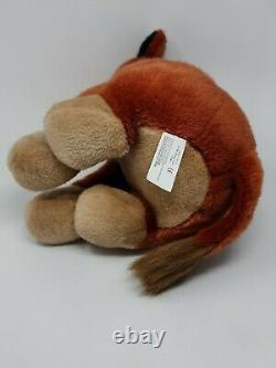 Disney Store The Lion King Sitting Kovu Rare Simba Plush Toy New Tag 17
