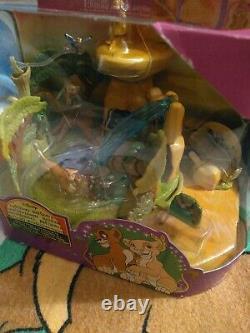 Disney The Lion King 2 Mini Collection Simba´s Pride (polly Pocket). Brand New