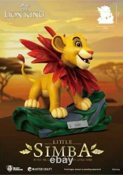 Disney The Lion King Little Simba Px Statue Mc-012 Limited Beast Kingdom New U. S