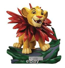 Disney The Lion King Mc-012 Little Simba Px Statue