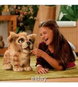 Disney The Lion King Mighty Roar Simba FurReal Electronic Pet