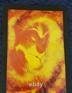 Disney The Lion King Remember Who You Are by Mark Englert Art Print /300