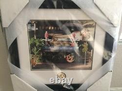 Disney Toons at Enchanted Tiki Room Jungle Book Lion King Framed Pin Set LE 50