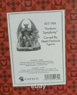 Disney Traditions'Fantasia Symphony' Fantasia sculpture, Original Box