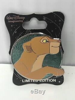 Disney WDI Nala Heroine Profile LE 250 Pin Lion King Simba