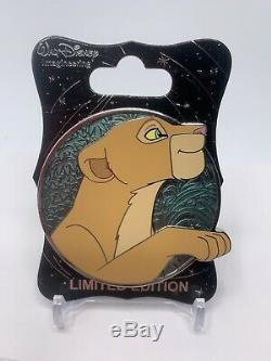 Disney WDI Nala Heroines Profile LE 250 Pin The Lion King