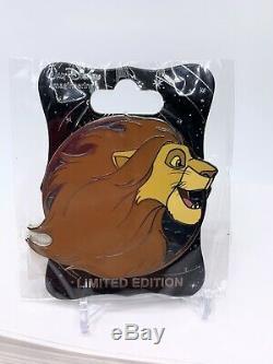 Disney WDI Simba Heroes Profile LE 250 Pin The Lion King