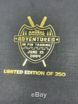 Disney WDW Animal Kingdom The Lion King Super Jumbo LE 250 Pin Simba Nala