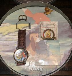 Disney Watch Collector's Club Lot of #6 Peter Pan Mickey Lion King 1994 Series 3