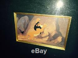 Disney's Lion King Concept Art! Scar great scene