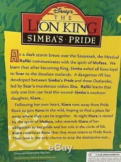 Disney's The Lion King 2 Simba's Pride Circle of Life Gift Set New in Box