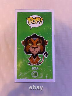 Disneys Lion King Funk POP! Scar Vinyl Figure #89