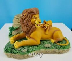 Disneys The Lion King Cant Wait To Be King by Costa Alavezos With Timon Pin Rare