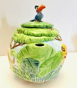 Extremely Rare 1994 Disney Lion King Schmid Simba Nala Musical Ceramic Teapot