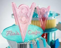 F/S Disney/PIXARCARS FLO'S V8 CAFE PRECISION SERIES