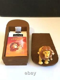 Fossil Lion King II Simba's PRIDE Watch Disney Store Limited Edition From Japan