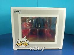 Funko Disney Treasures Lion King Scar With Red Flames Chase Pop Hot Topic