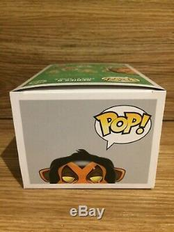 Funko Pop 89 Scar Disney The Lion King Brand New