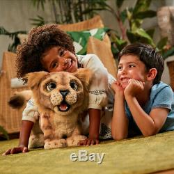 Furreal Disney The Lion King Mighty Roar Simba Animated Plush Toy Kids Children