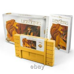 Iam8Bit Disney's Lion King Limited Edition Legacy Cartridge