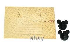LE 100 RARE Lion King Disney Auctions Pin Postcard Enjoy Pride Rock Baby Simba